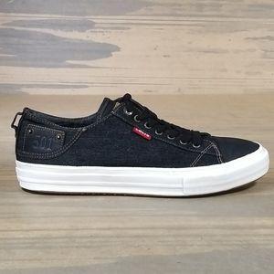 Levi's Mens Dark Denim 501 Sneakers